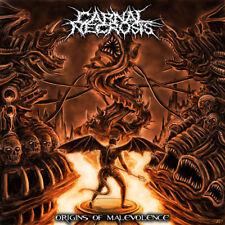 CARNAL NECROSIS - CD - Origons Of Malevolence