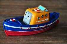 THOMAS & Friends Take N Play Diecast Die cast Engine - Captain Boat - Excellent