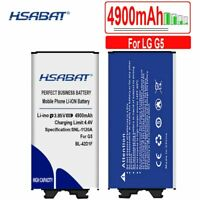 HSABAT Battery BL-42D1F 4900mAh For LG G5 Models H820 H830 H850 LS992 VS987