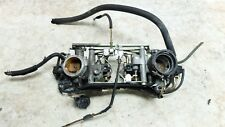 00 Honda RVT1000 R RVT 1000 RC51 RC 51 throttle bodies body carburetors