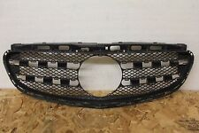 V11123  2010 - 2014 Mercedes E Class Grille Front Grill Base w/o Camera OEM
