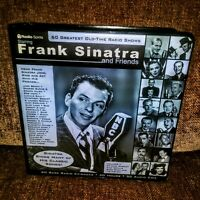 Frank Sinatra &Friends.30 CDs Old Radio Shows.Judy Garland.Al Jolson.Red Skelton