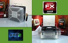 AMD Cooler Heatsink Fan  for FX-4300 4100 CPU 95 Watt TDP with Socket AM3+  New