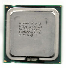 INTEL CORE 2 DUO E7400  2.8GHZ/3M/1066 socket 775