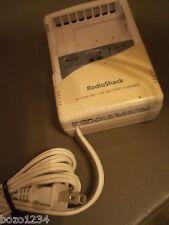 RADIO SHACK 23-405 BATTERY CHARGER FOR Ni-Cd OR nI-MH BATTERIES 5.6VDC 900mA
