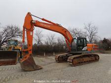 "2012 Hitachi Zx290Lc-5N Hydraulic Excavator A/C Cab 60"" Bucket bidadoo"