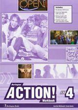 ^^ANT/(15).BURLINGTON ACTION 4ºESO.(WORKBOOK). ENVÍO URGENTE (ESPAÑA)