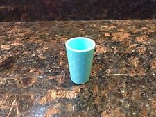 2009 American Girl Doll Chrissa Retired Party Treats Cup Glass (1) ONLY