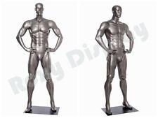 Male Mannequin Muscular Football Player Dress Form Display Mc Brady01