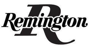 Remington Large Gun Pistol Die Cut Decal 2A Fits Jeep JK JL 4X4 Ram Ford Chevy