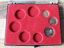 1,2,5 cent slovénie 2007 + écrin numismatique