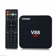 SCISHION V88 Smart TV Box Rockchip 3229 Quad Core 4K Multi-media Player 1GB+8GB