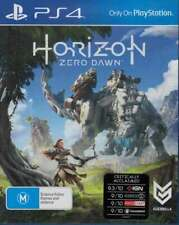 Horizon Zero Dawn, Playstation 4, PS4 game Complete, Used