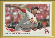 Carlos Martinez RC 2013 Topps Update Series Rookie # US175 St. Louis Cardinals
