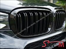 Fit For 2014+ BMW X5 F15 X5 M Sport Gloss Black Front Kidney Grille