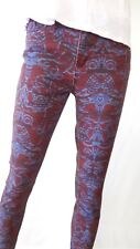 Women PANTS Jeans . MARCHESA  Designer . NWT 100% . BEAUTIFUL .