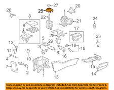 HONDA OEM 08-12 Accord Center Console-Escutcheon 54721TA5A51ZB