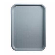 Winco FFT-1418E, 14x18-Inch Grey Plastic Fast Food Tray