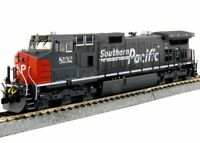 KATO 376631 HO GE C44-9W Southern Pacific 8132 Locomotive DC,DCC READY 37-6631