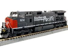 KATO 376631 HO GE C44-9W Southern Pacific 8132 Locomotive DC,DCC READY