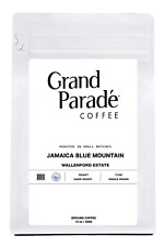 100% Jamaican Blue Mountain Wallenford Estate, Dark Roast Ground Coffee, 12oz