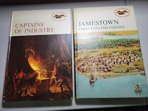 American Heritage Junior Library Books