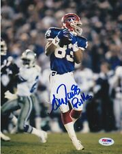 ANDRE REED Signed Autograph Auto 8x10 Photo Picture Buffalo Bills PSA DNA  COA 77e9076c7