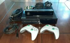 Microsoft Xbox One 500GB Console with 2 Controllers and Kinect (1540) all parts!