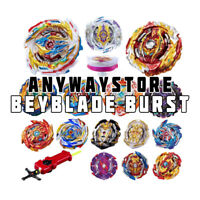 All Models BeyBlade Burst Toys Arena Metal Fusion Spinning Top Launcher Beyblade