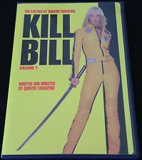 Kill Bill Vol. 1 (DVD, 2004) Uma Thurman, Lucy Liu, Vivica A. Fox, Daryl Hannah
