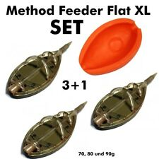 Method Flat Feeders XL Set 70,80 und 90g