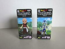Dragonball Z MOVIE WCF Vol.3 DBZ-06 F15 TENSHINHAN & F16 JACO NIB Banpresto