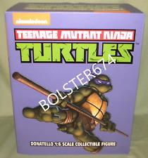 DONATELLO 1:6 Scale Collectible Action Figure Mondo Teenage Mutant Ninja Turtles