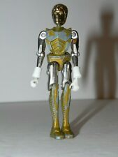 Vintage Mego Micronauts GOLD Space Glider / Galactic Warriors 1976