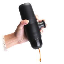 Portable Camping Travel Mini Handheld Espresso Machine Coffee Maker Cup Gadget