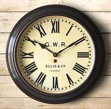 More details for railway station clock custom