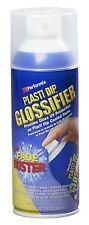Performix PLASTI DIP GLOSSIFIER CLEAR Provides Gloss UV Protection AEROSOL SPRAY