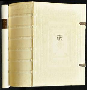 Schilling: Die grosse Burgunder Chronik des Diebold Schilling von Bern. 2 Bände.