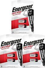 6 x Energizer® E90 N M9100 LR1 1.5V Alkaline Batteries Expiry 2023