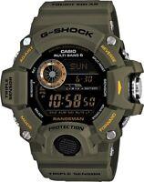 Casio G-Shock GW9400-3 Rangeman Military Triple Sensor Atomic Watch