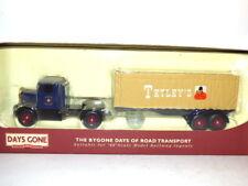 Lledo Trackside DG165000 Scammell Artic Sheeted Trailer Tetleys Ltd Ed