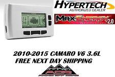 Hypertech 2000 Max Energy 2.0 Tuner Programmer for 2010-2015 Camaro 3.6L V6 Chip