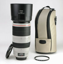 Canon EF 100-400mm MK2 F4.5-5.6 L IS Image Stabiliser USM II -Mark II Zoom Lens