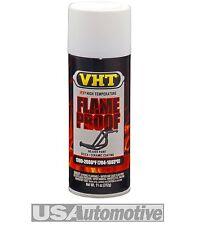 VHT FLAT WHITE PRIMER EXHAUST MANIFOLD HEADER PAINT COATING SP118