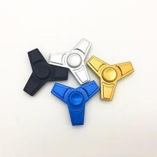Spinner color ORO giratorio antiestress estudiar trabajar titanium +3minuto giro