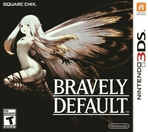 Bravely Default - Nintendo 3DS Game Only
