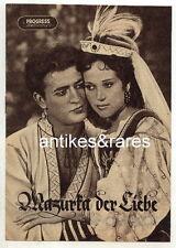 Filmprogramm: Mazurta der Liebe Nr. 47/57