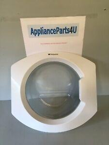 Hotpoint washing machine WML520P DOOR COMPLETE +NEXT DAY DELIVERY+
