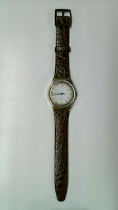 1989 Vintage Swatch Watch - Chic On - GX 111