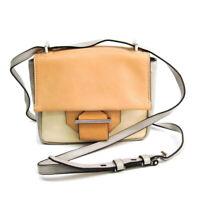 Reed Krakoff Standard Mini Colorblock Crossbody Purse Shoulder Bag